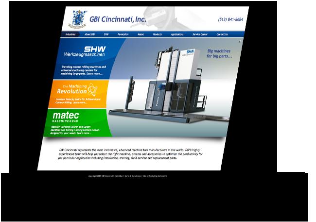 GBI Cincinnati – Marketing-Adrenaline